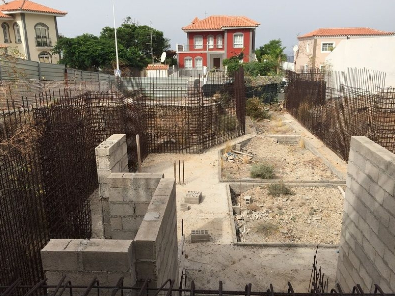 Properties for Sale in Tenerife, Canary Islands, Spain | SylkWayStar Real Estate. Plot with Madroñal House Project. Image-25747