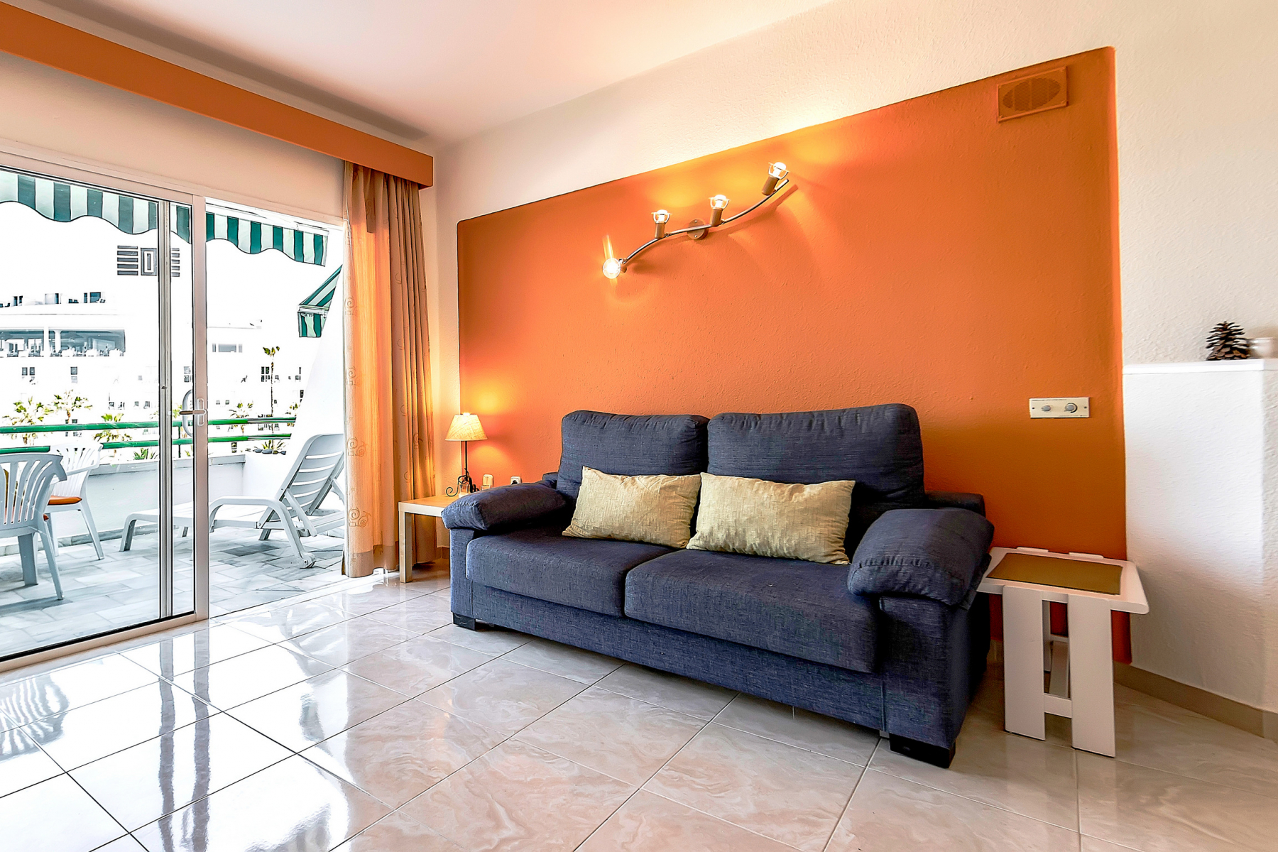 Properties for Sale in Tenerife, Canary Islands, Spain | SylkWayStar Real Estate. Lovely 1 Bedroom Apartment - Altamira. Image-25829