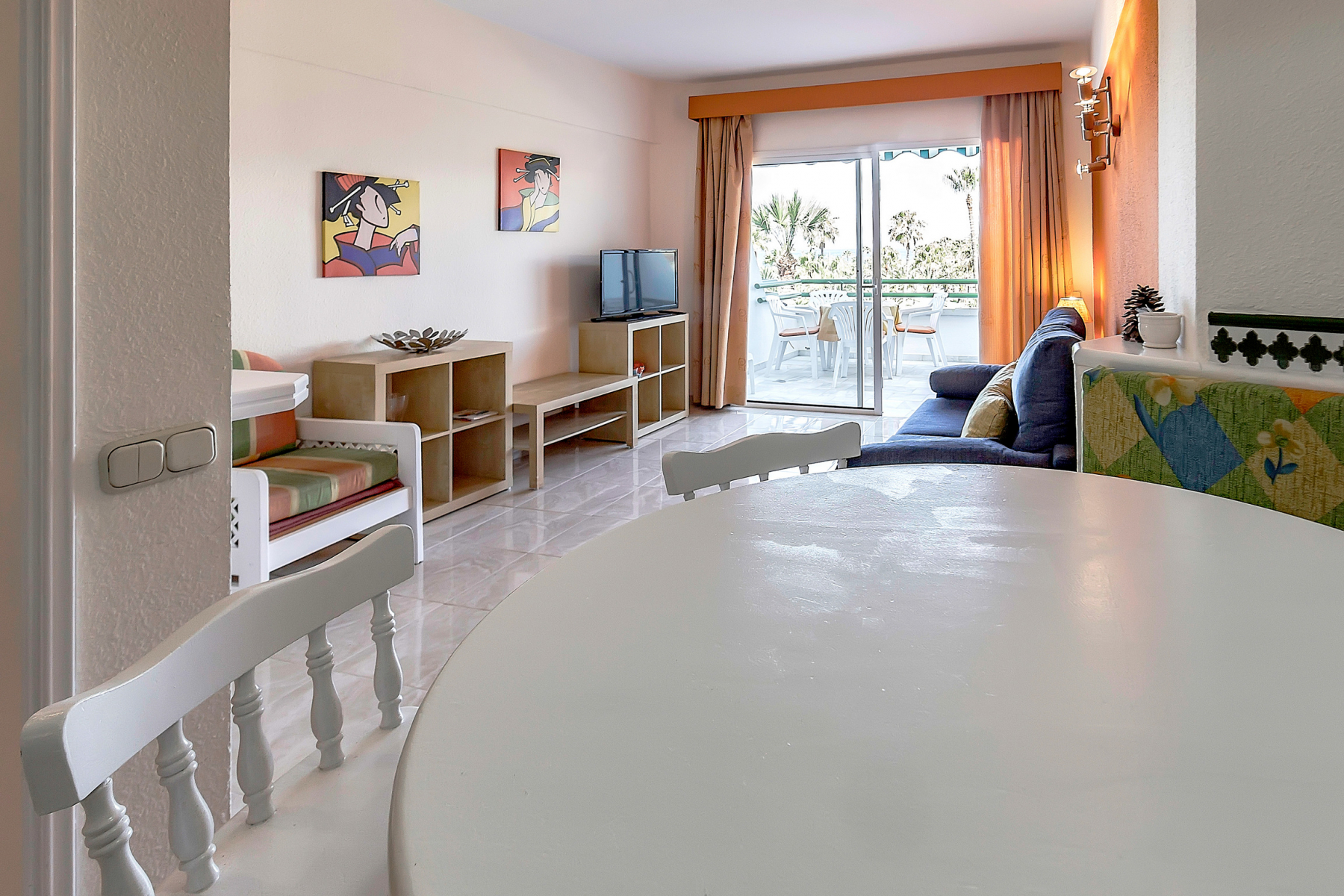 Properties for Sale in Tenerife, Canary Islands, Spain | SylkWayStar Real Estate. Lovely 1 Bedroom Apartment - Altamira. Image-25823