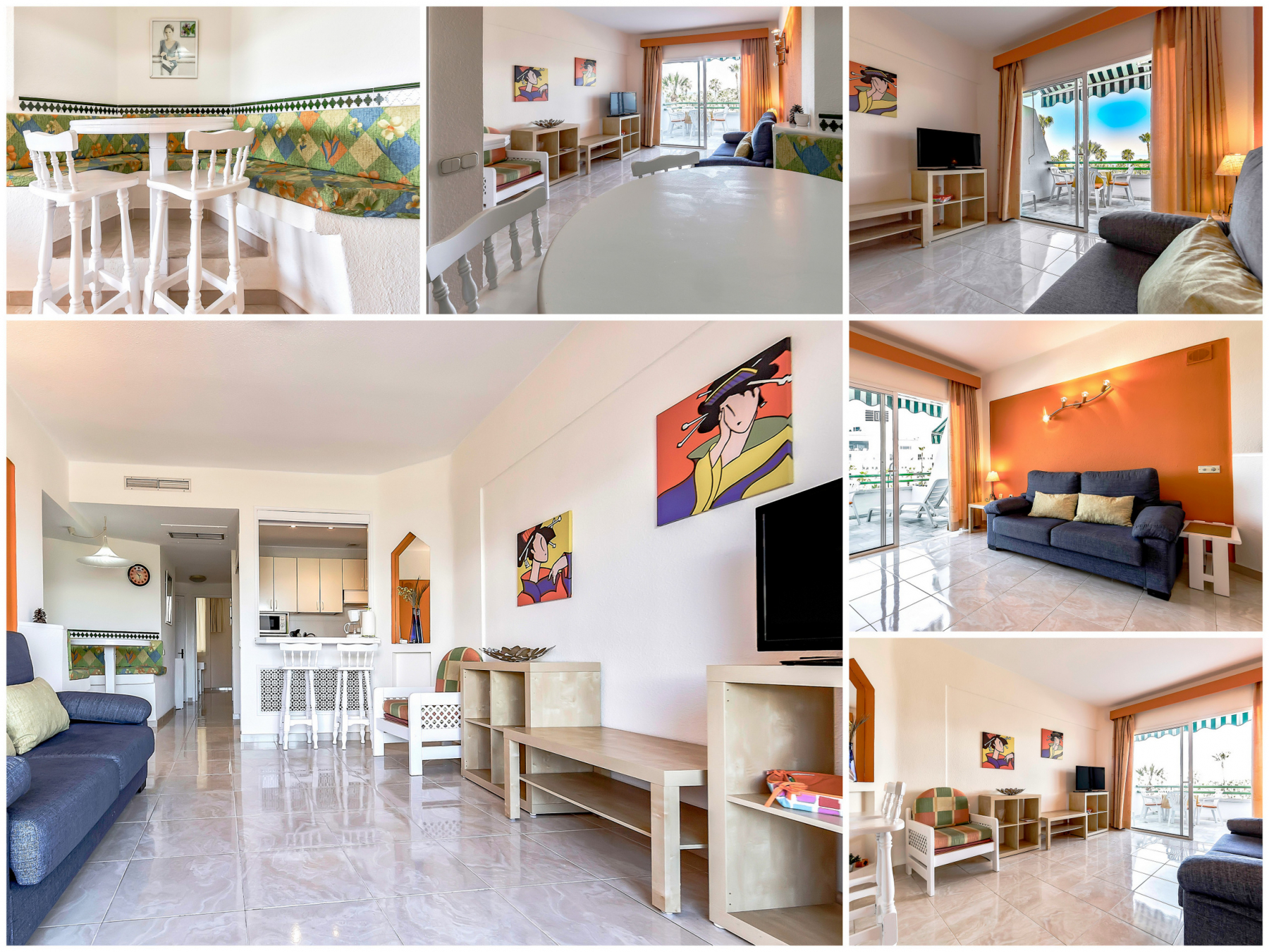 Properties for Sale in Tenerife, Canary Islands, Spain | SylkWayStar Real Estate. Lovely 1 Bedroom Apartment - Altamira. Image-25853