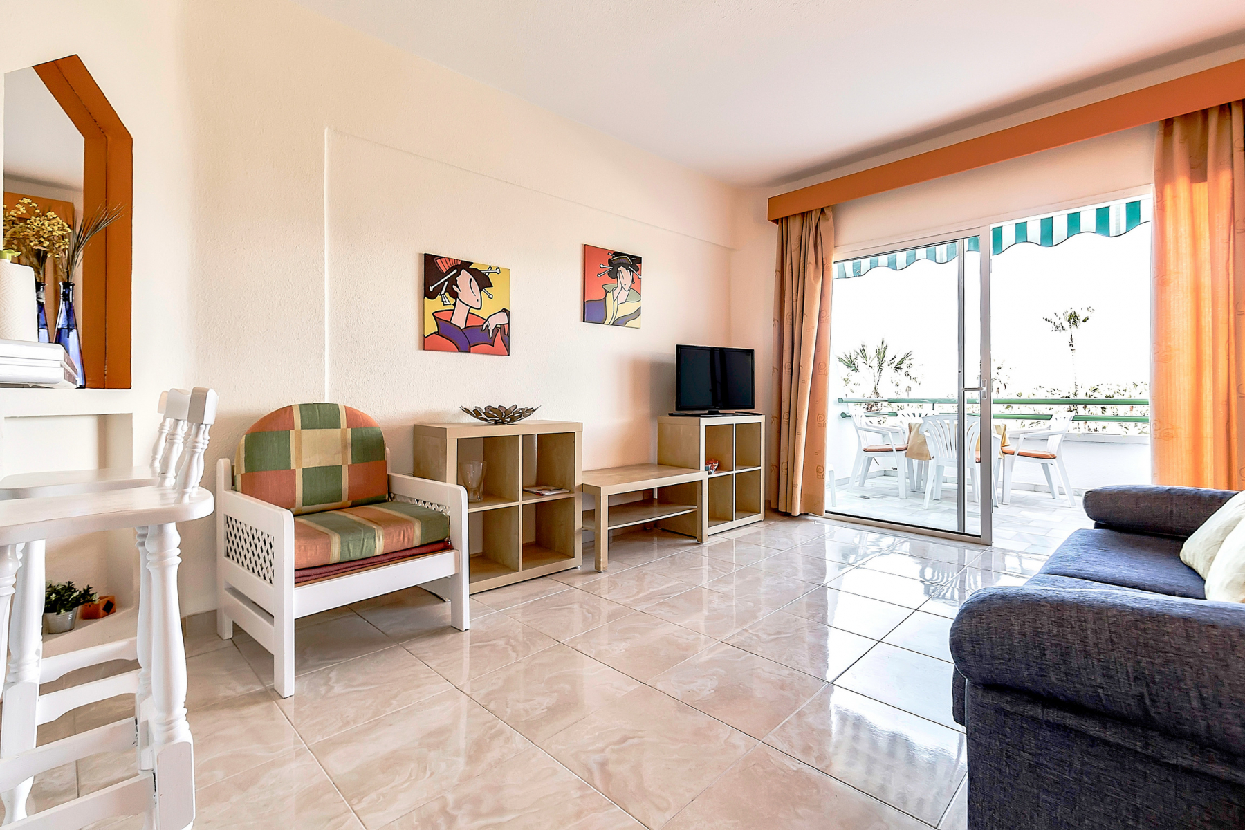 Properties for Sale in Tenerife, Canary Islands, Spain | SylkWayStar Real Estate. Lovely 1 Bedroom Apartment - Altamira. Image-25824
