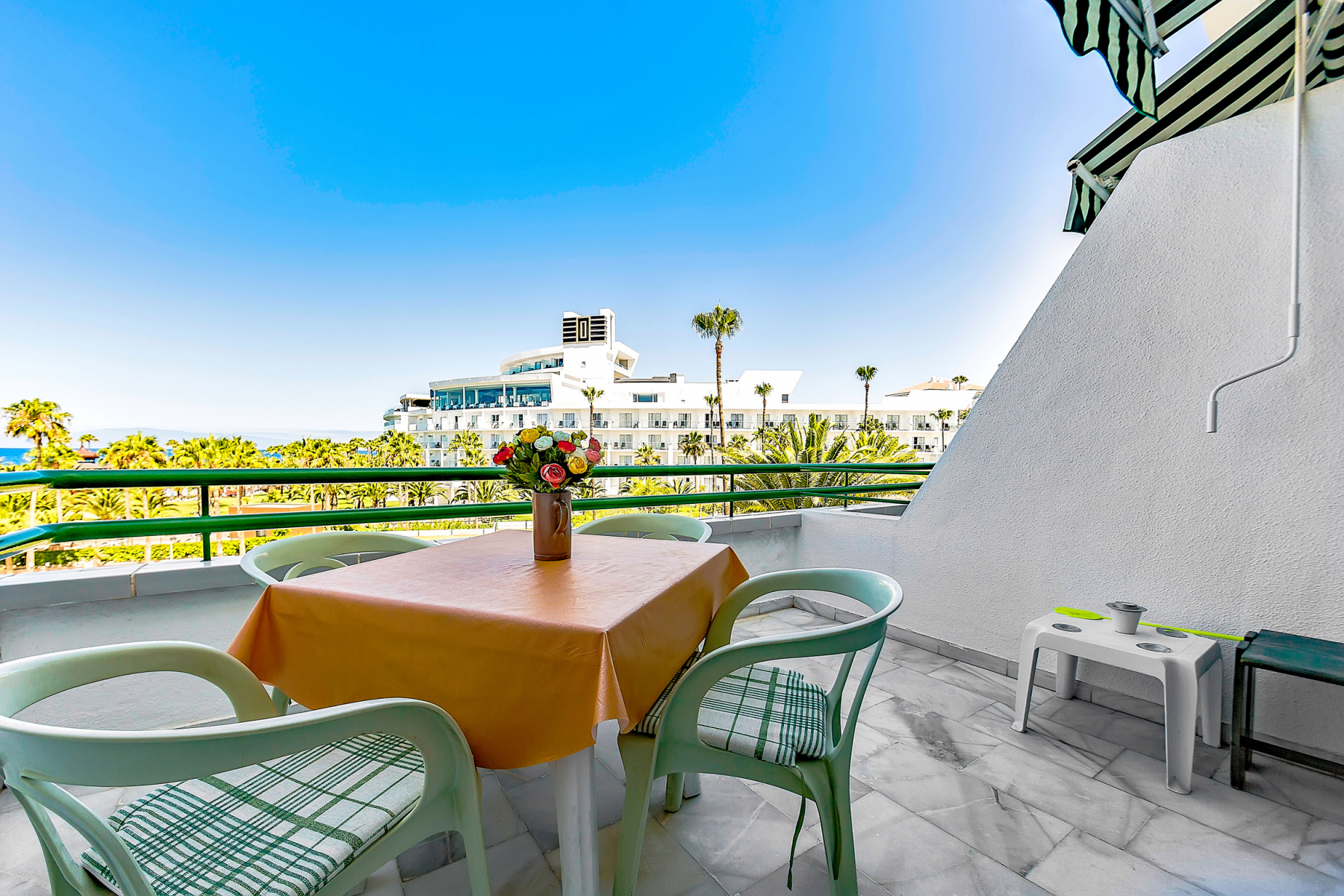 Properties for Sale in Tenerife, Canary Islands, Spain | SylkWayStar Real Estate. Lovely 1 Bedroom Apartment - Altamira. Image-25875