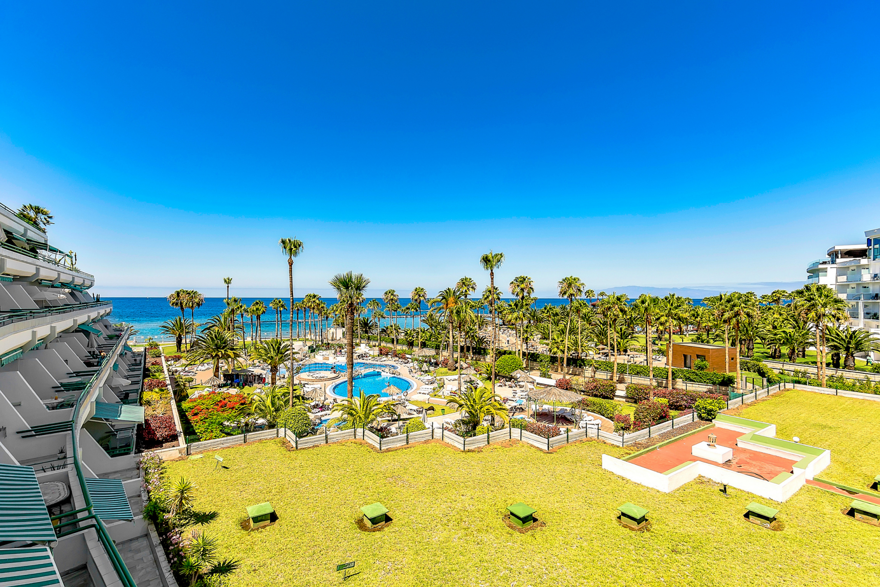 Properties for Sale in Tenerife, Canary Islands, Spain | SylkWayStar Real Estate. Lovely 1 Bedroom Apartment - Altamira. Image-25876