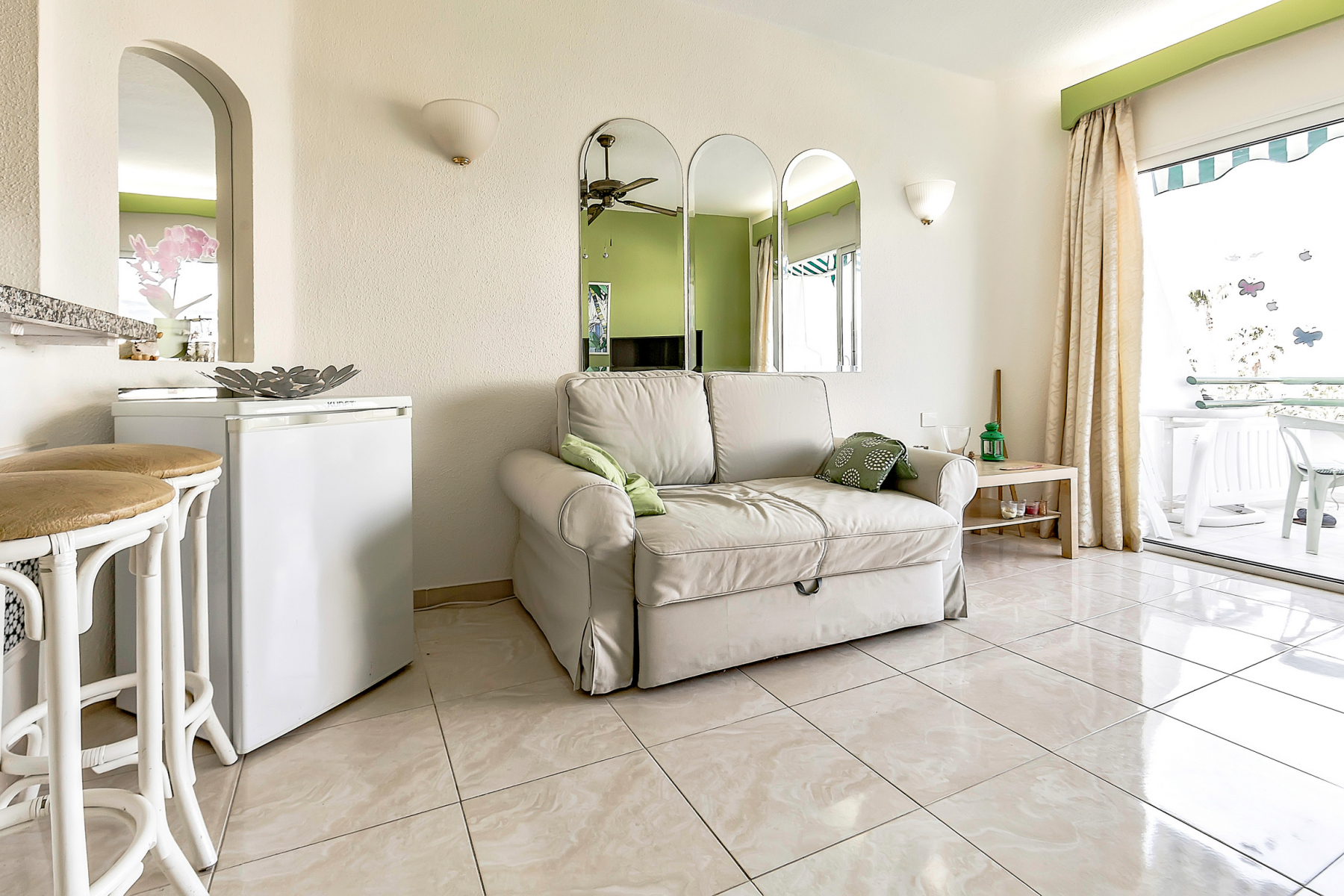 Properties for Sale in Tenerife, Canary Islands, Spain | SylkWayStar Real Estate. Lovely 1 Bedroom Apartment - Altamira. Image-25874