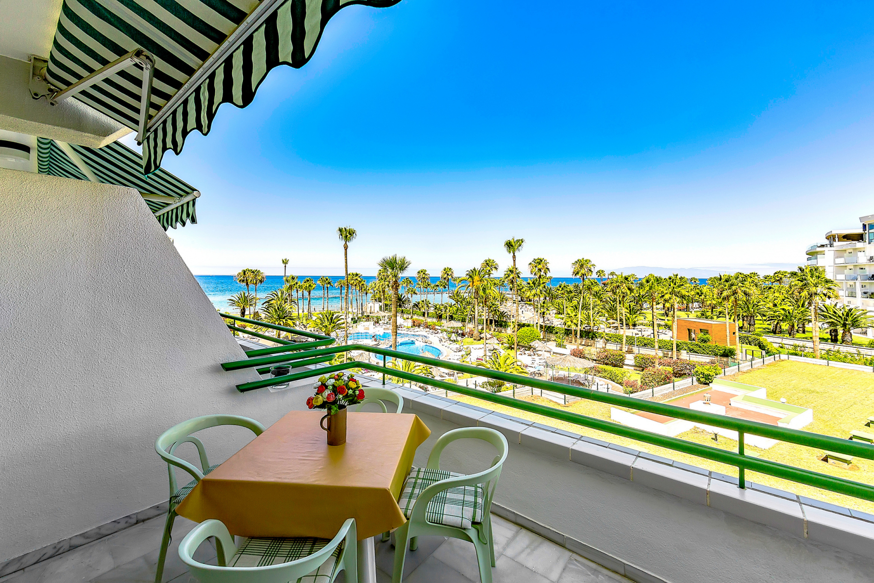 Properties for Sale in Tenerife, Canary Islands, Spain | SylkWayStar Real Estate. Lovely 1 Bedroom Apartment - Altamira. Image-25873