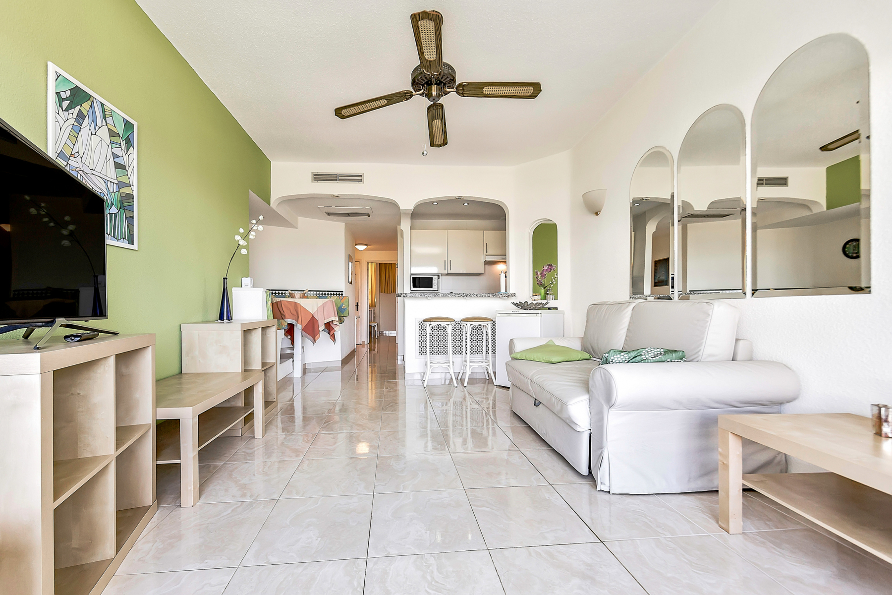Properties for Sale in Tenerife, Canary Islands, Spain | SylkWayStar Real Estate. Lovely 1 Bedroom Apartment - Altamira. Image-25871