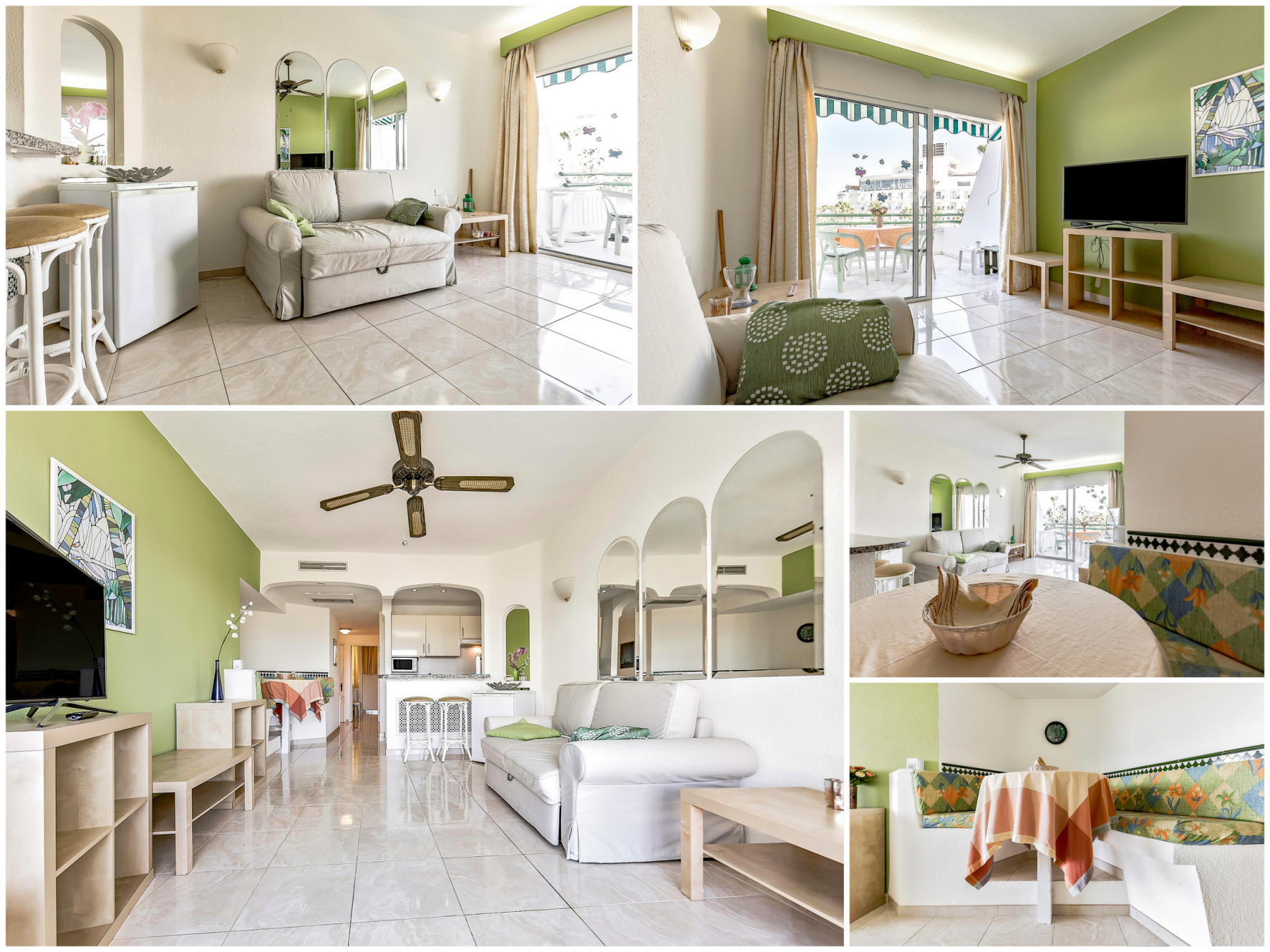 Properties for Sale in Tenerife, Canary Islands, Spain | SylkWayStar Real Estate. Lovely 1 Bedroom Apartment - Altamira. Image-25893