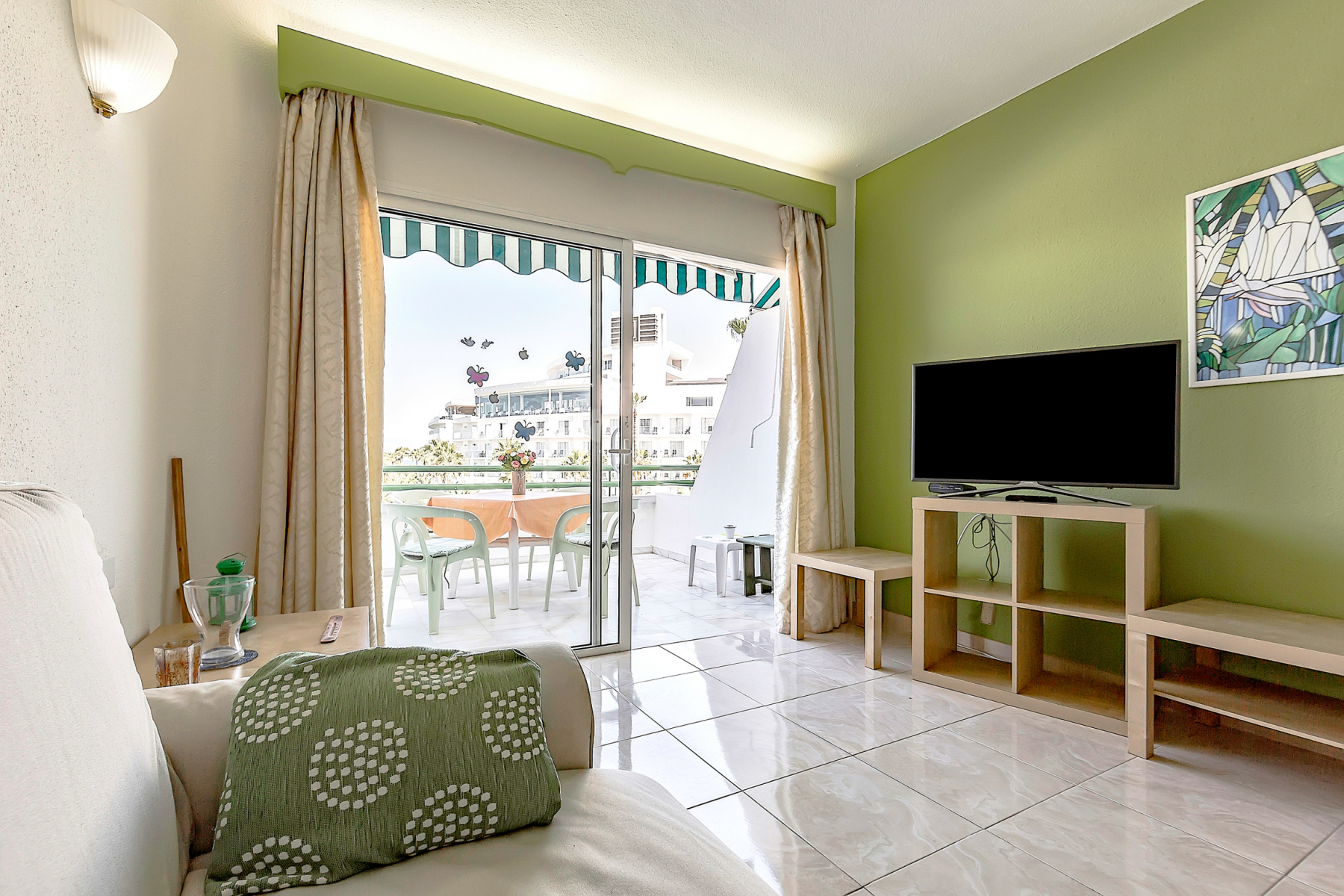Properties for Sale in Tenerife, Canary Islands, Spain | SylkWayStar Real Estate. Lovely 1 Bedroom Apartment - Altamira. Image-25872