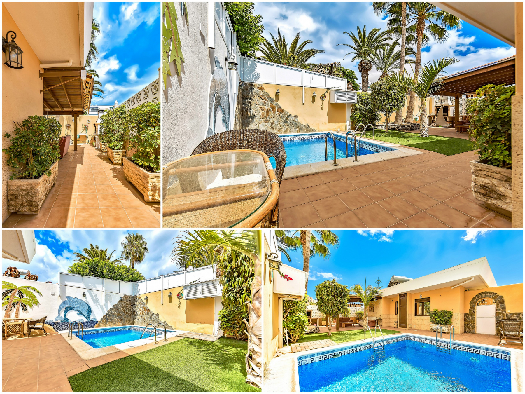 Properties for Sale in Tenerife, Canary Islands, Spain | SylkWayStar Real Estate. Villa 4 bedrooms Puerto Colon. Image-26081
