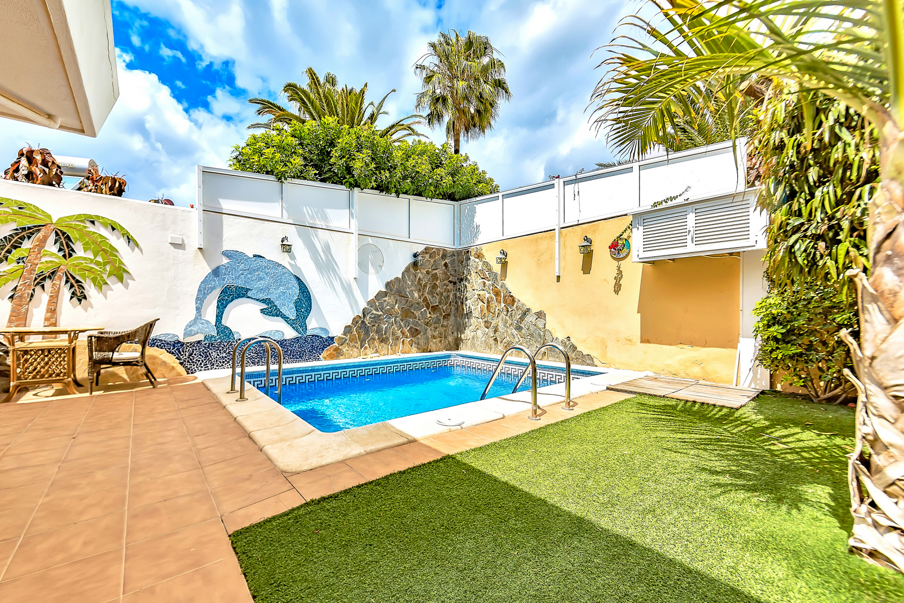 Properties for Sale in Tenerife, Canary Islands, Spain | SylkWayStar Real Estate. Villa 4 bedrooms Puerto Colon. Image-26009