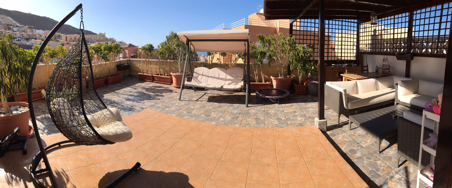Properties for Sale in Tenerife, Canary Islands, Spain | SylkWayStar Real Estate. 4 bedrooms Townhouse - El Madroñal . Image-26199