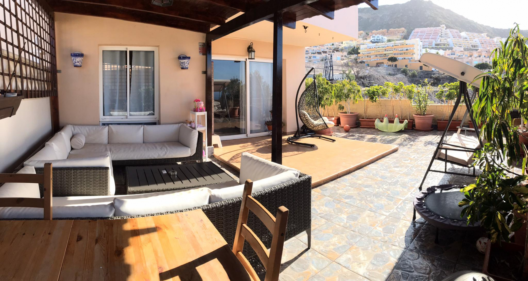 Properties for Sale in Tenerife, Canary Islands, Spain | SylkWayStar Real Estate. 4 bedrooms Townhouse - El Madroñal . Image-26202