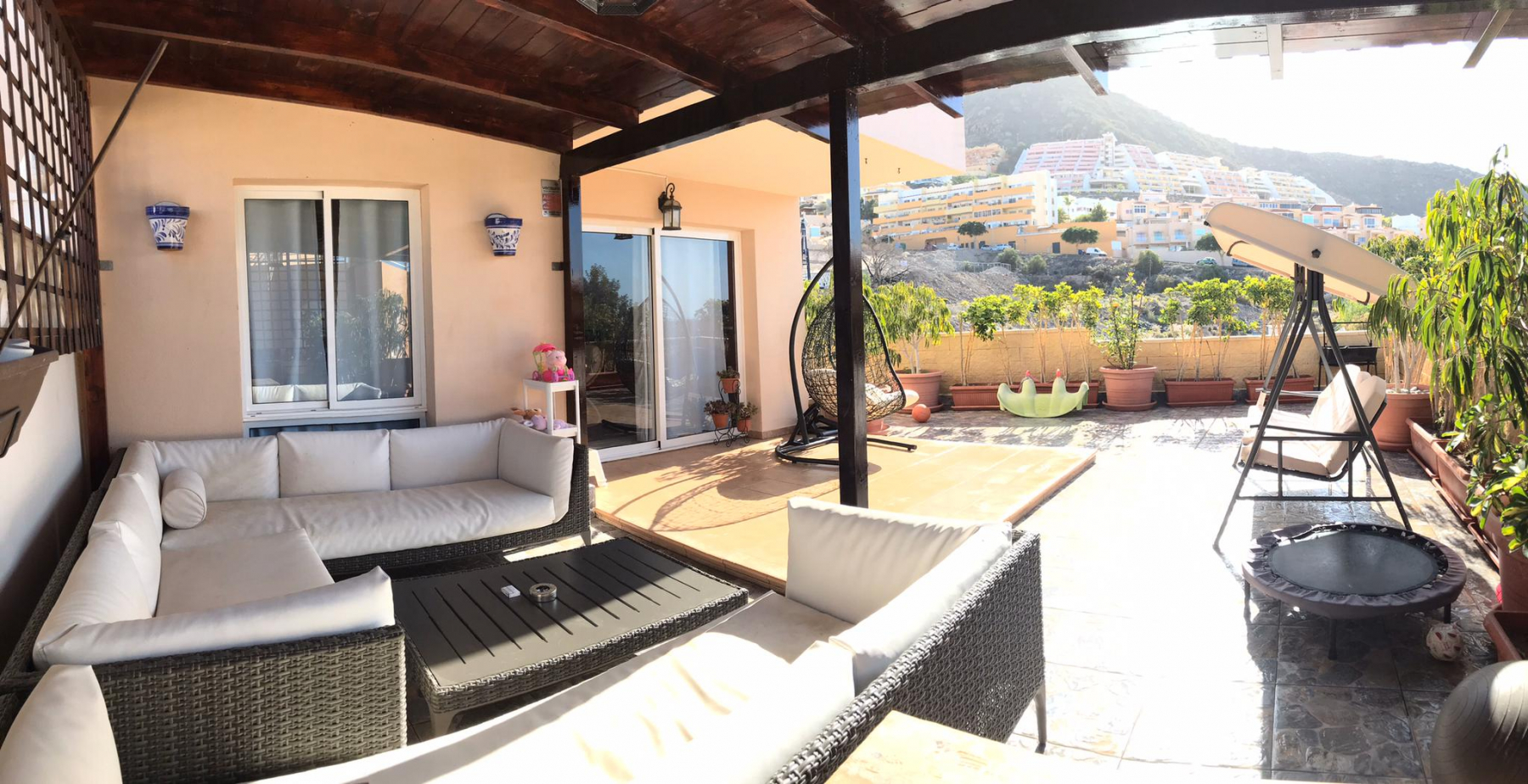 Properties for Sale in Tenerife, Canary Islands, Spain | SylkWayStar Real Estate. 4 bedrooms Townhouse - El Madroñal . Image-26206