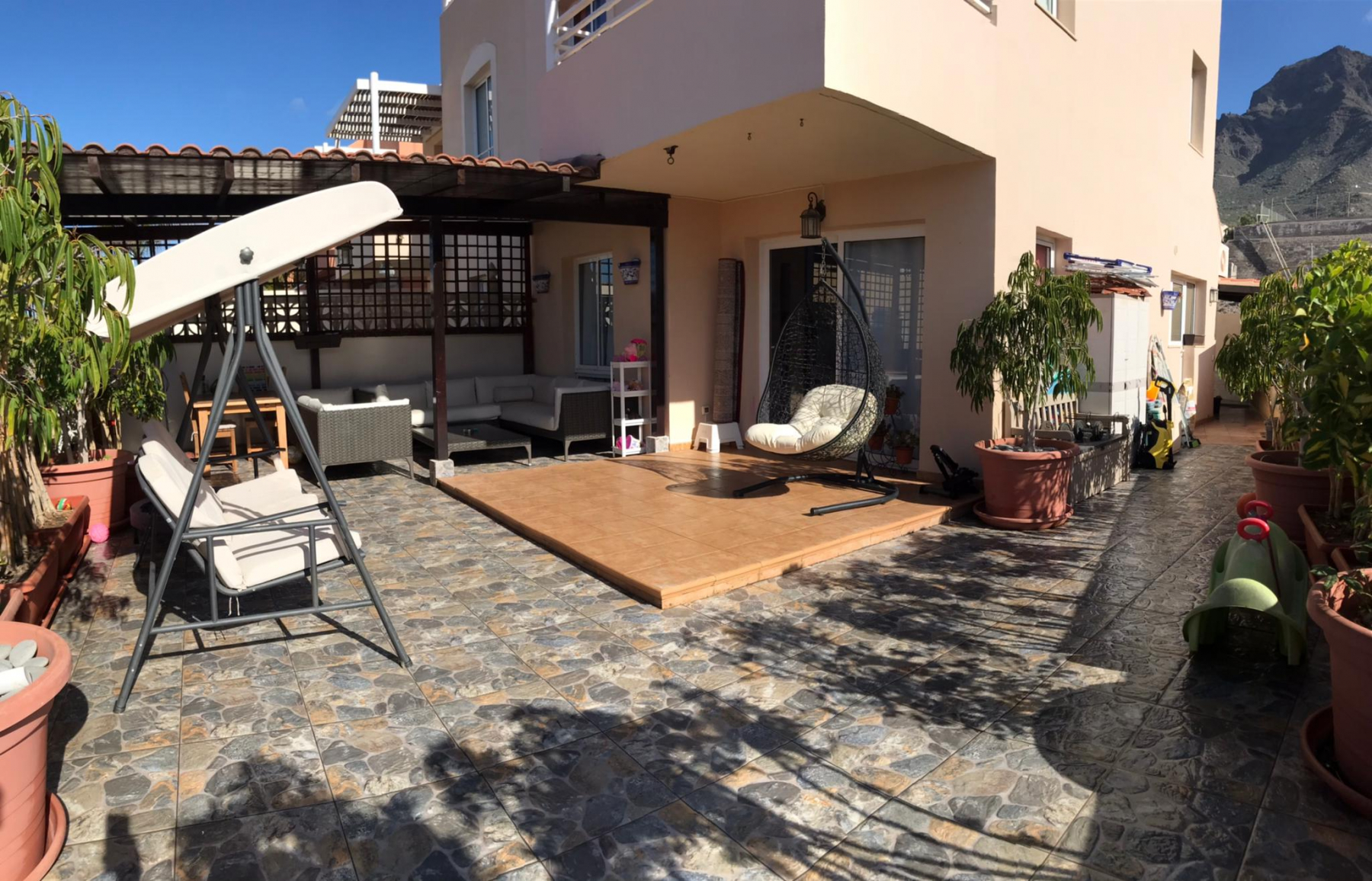 Properties for Sale in Tenerife, Canary Islands, Spain | SylkWayStar Real Estate. 4 bedrooms Townhouse - El Madroñal . Image-26222