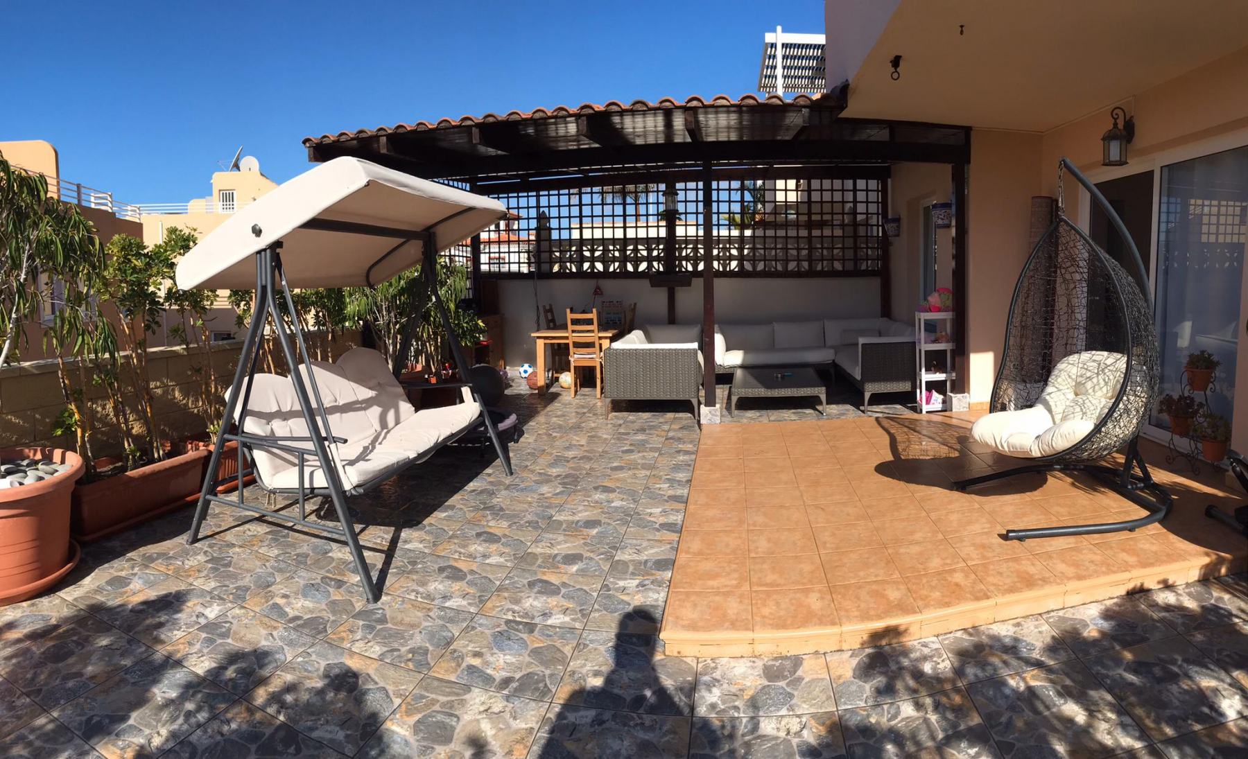 Properties for Sale in Tenerife, Canary Islands, Spain | SylkWayStar Real Estate. 4 bedrooms Townhouse - El Madroñal . Image-26204