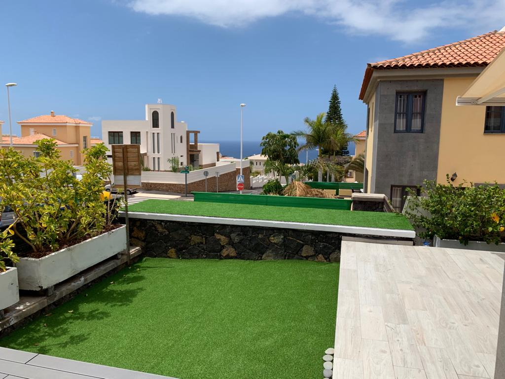 Properties for Sale in Tenerife, Canary Islands, Spain | SylkWayStar Real Estate. Townhouse 3 bedrooms Madroñal . Image-26359