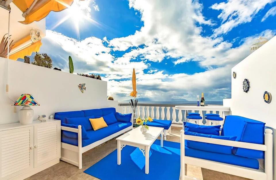 Properties for Sale in Tenerife, Canary Islands, Spain | TENERPROPERTY Real Estate. 1 Bedroom Apartment Santiago Del Teide Los Gigantes Apartment Club II. Image-26474