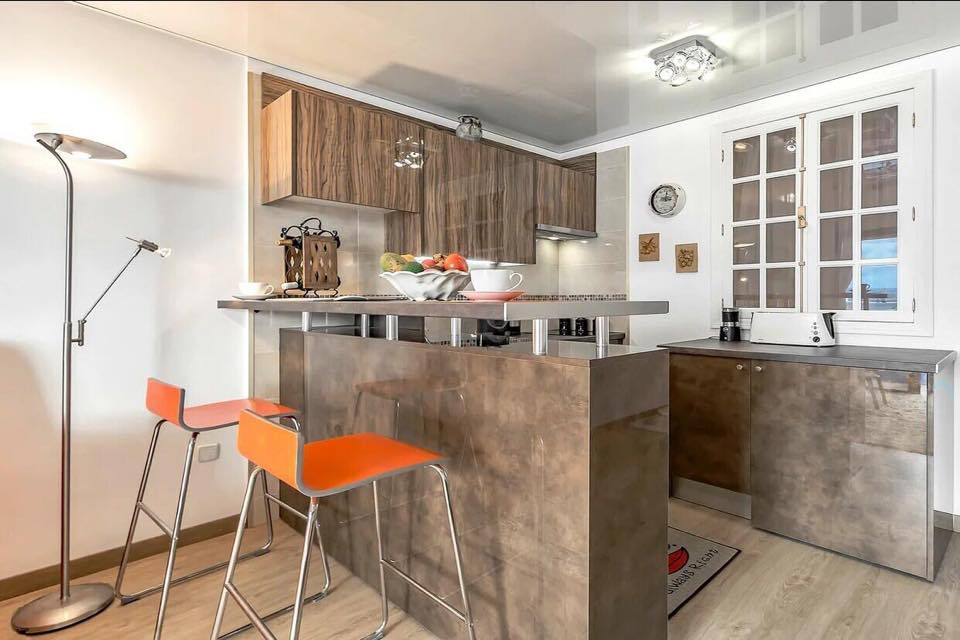 Properties for Sale in Tenerife, Canary Islands, Spain | TENERPROPERTY Real Estate. 1 Bedroom Apartment Santiago Del Teide Los Gigantes Apartment Club II. Image-26495