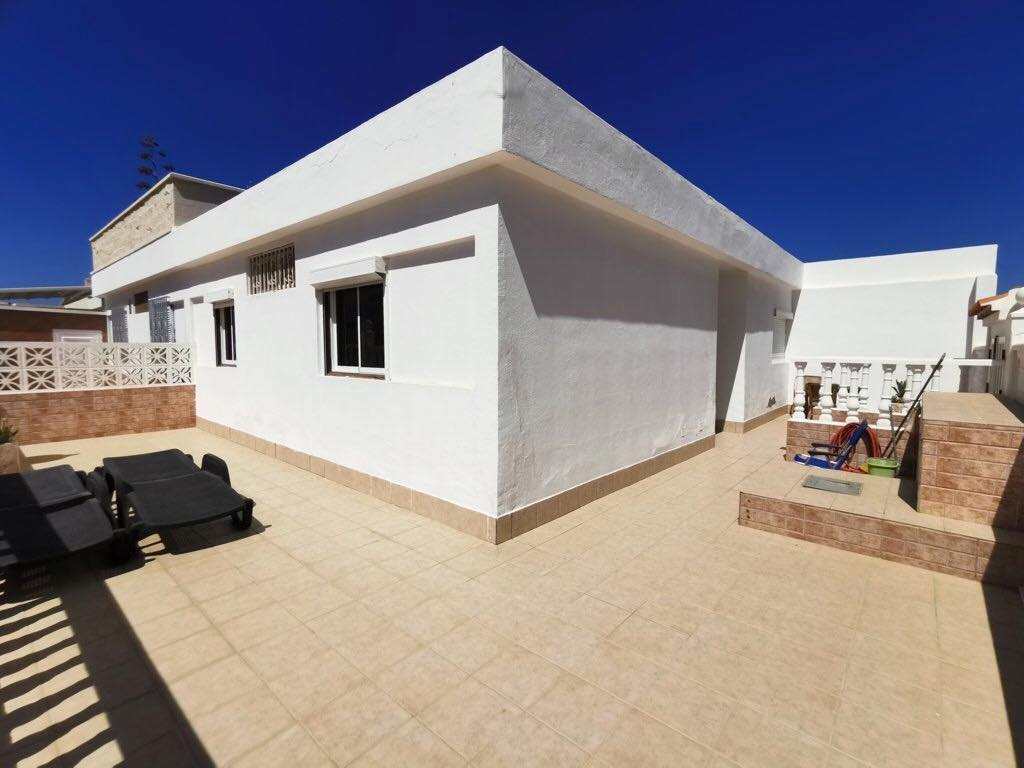 Properties for Sale in Tenerife, Canary Islands, Spain | TENERPROPERTY Real Estate. 3 Bedrooms Semidetached Bungalow in Pal Mar, Arona. Image-26532
