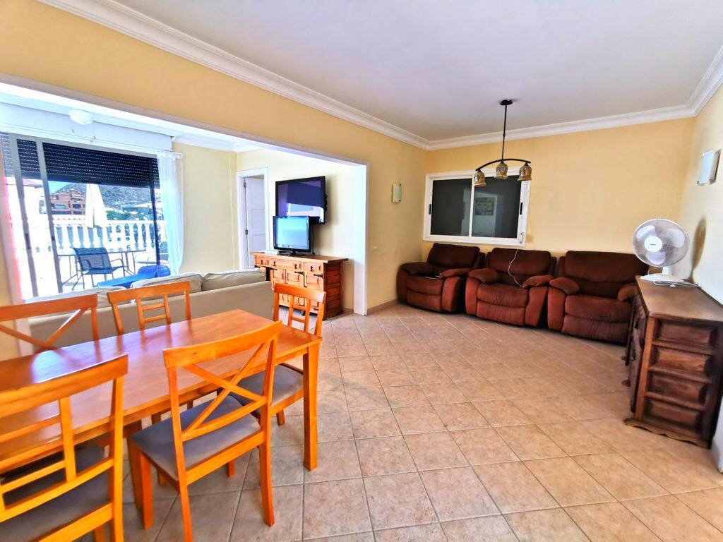 Properties for Sale in Tenerife, Canary Islands, Spain | TENERPROPERTY Real Estate. 3 Bedrooms Semidetached Bungalow in Pal Mar, Arona. Image-26535